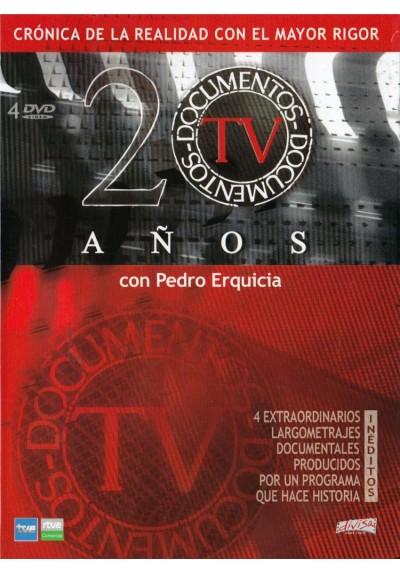 Pack Documentos TV 20 años
