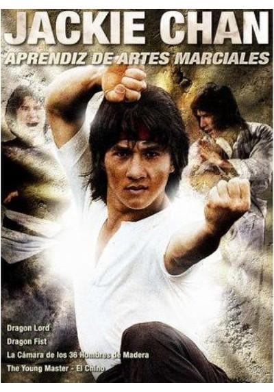 Pack Jackie Chan - Aprendiz De Artes Marciales