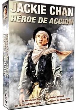 Pack Jackie Chan - Heroe De Accion