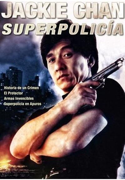 Pack Jackie Chan - Superpolicia
