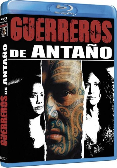 Guerreros De Antaño (Blu-Ray) (Once Were Warriors)