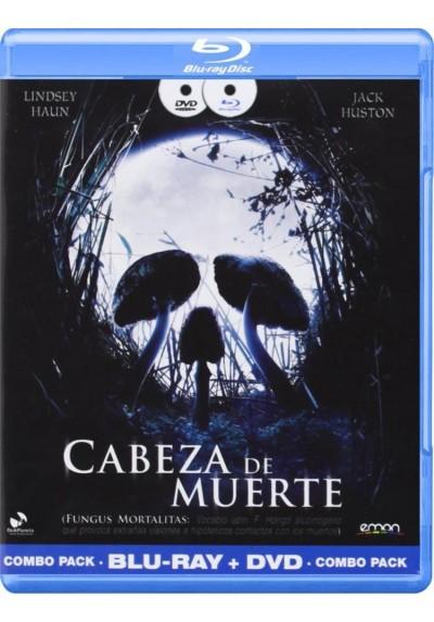 Cabeza De Muerte (Blu-Ray + Dvd)