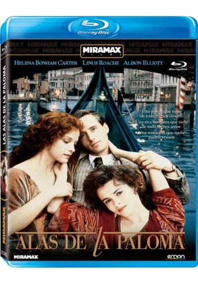 Las Alas De La Paloma (Blu-Ray) (The Wings Of The Dove)