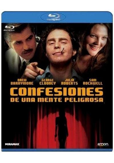 Confesiones De Una Mente Peligrosa (Blu-Ray) (Confessions Of A Dangerous Mind)