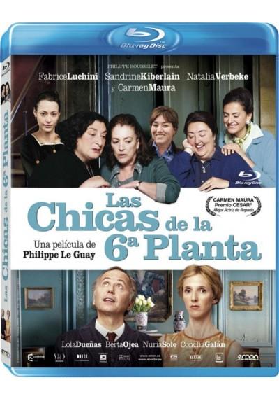 Las Chicas De La 6ª Planta (Blu-Ray)(Les Femmes Du 6ème Étage)