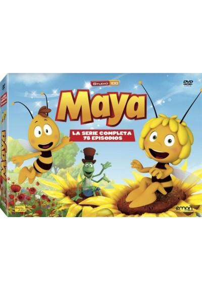 La Abeja Maya. Serie Completa con 78 episodios (Ed. Horizontal)