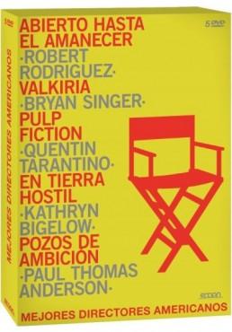 Pack Mejores Directores Americanos - Vol. 1
