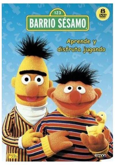 Barrio Sesamo - Aprende Y Disfruta Jugando (Sesame Street)