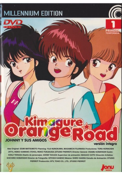 Kimagure Orange Road - 1ª Temporada
