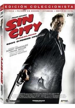 Sin City: Ciudad del pecado (Ed. Coleccionista)