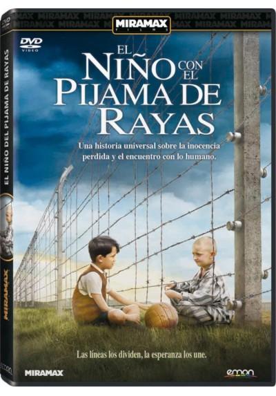 El Niño Con El Pijama De Rayas (The Boy In The Striped Pyjamas)