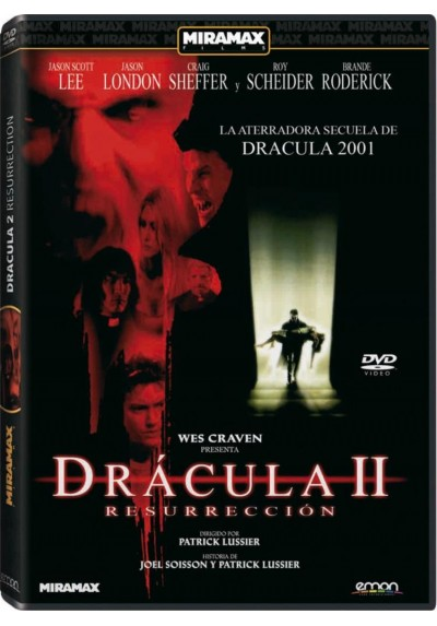 Dracula II : Resurreccion (Wes Craven Presents Dracula II: Ascension)