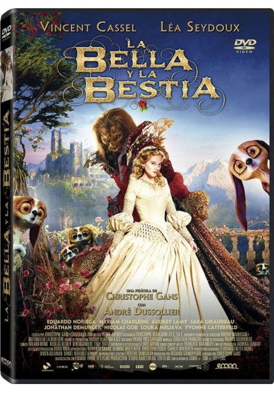 La Bella Y La Bestia (2014) (La Belle Et La Bête)