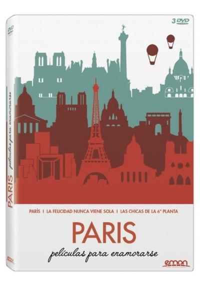 Pack Peliculas Para Enamorarse - Paris