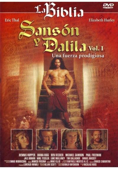 La Biblia 08 - Sanson Y Dalila - Vol. I