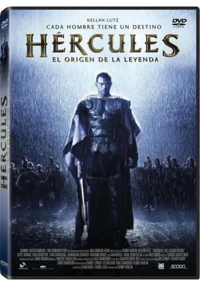 Hercules : El Origen De La Leyenda (The Legend Of Hercules)