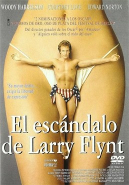 El Escandalo De Larry Flynt (The People Vs. Larry Flynt)