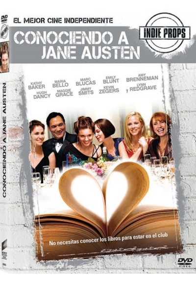 Conociendo A Jane Austen (The Jane Austen Book Club)