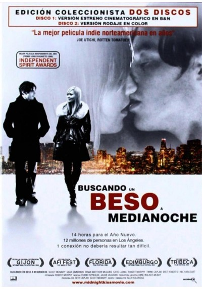 Buscando Un Beso A Medianoche (In Search Of A Midnight Kiss) (Ed. coleccionista)