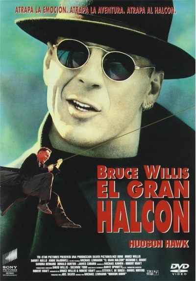 El Gran Halcon (Hudson Hawk)