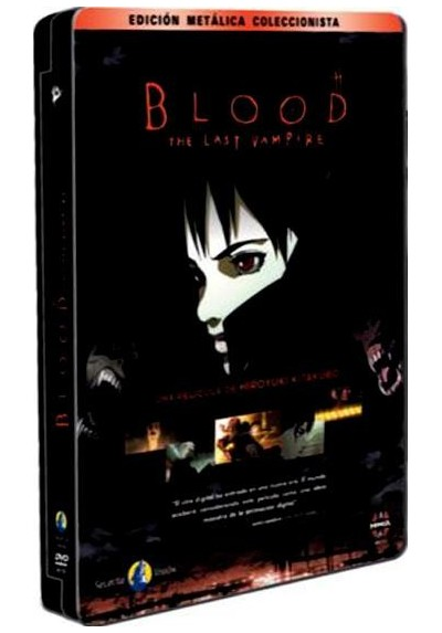 Blood : El Ultimo Vampiro (Ed. Limitada - Metalica) (Blood:the Last Vampire)
