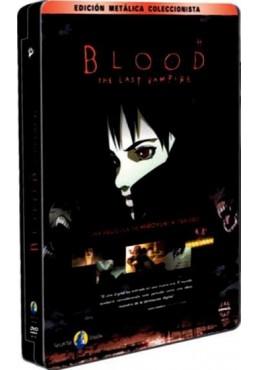 Blood : El Ultimo Vampiro (Ed. Limitada - Metalica) (Blood:the Last Vampire)