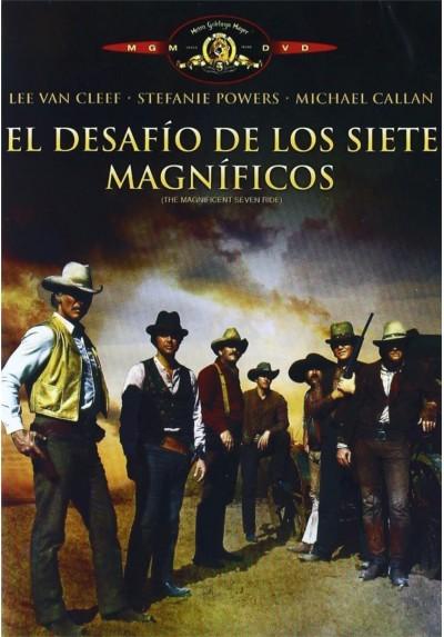 El Desafio De Los Siete Magnificos (The Magnificiente Seven Ride)