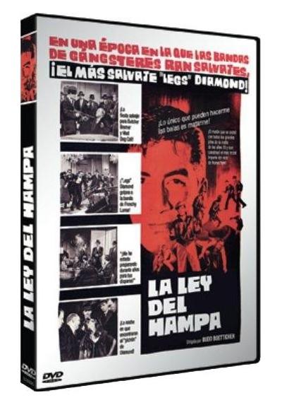 La Ley Del Hampa (1960) (The Rise And Fall Of Legs Diamond)