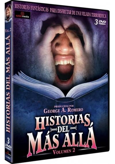 Historias Del Mas Alla - Vol. 2