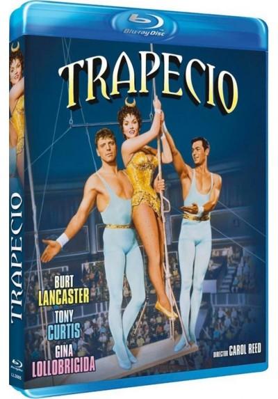Trapecio (Blu-Ray) (Trapeze) (BD-R)