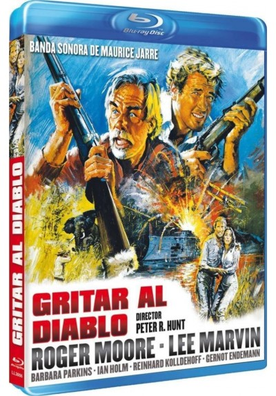 Gritar Al Diablo (Blu-Ray) (Shout At The Devil)
