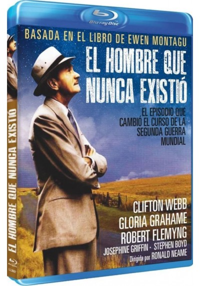 El Hombre Que Nunca Existio (Blu-Ray) (The Man Who Never Was)