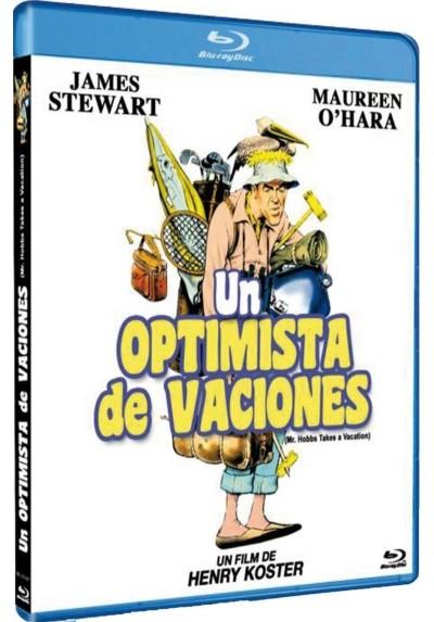 Un Optimista De Vacaciones (Blu-Ray) (Mr. Hobbs Takes A Vacation)