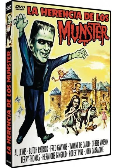 La Herencia De Los Munster (Munster, Go Home!)