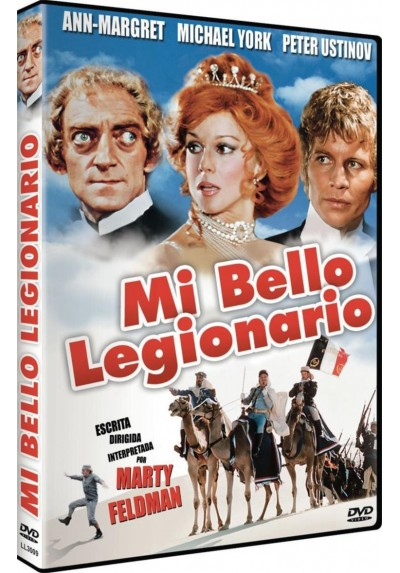 Mi Bello Legionario (The Last Remake Of Beau Geste)