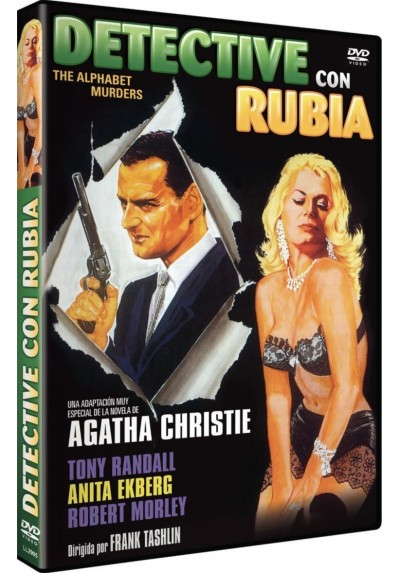 Detective Con Rubia (The Alphabet Murders)