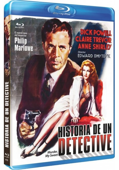 Historia De Un Detective (Blu-Ray) (Murder, My Sweet)
