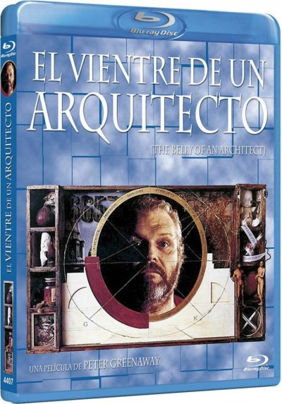 El Vientre De Un Arquitecto (Blu-Ray) (The Belly Of An Architect)