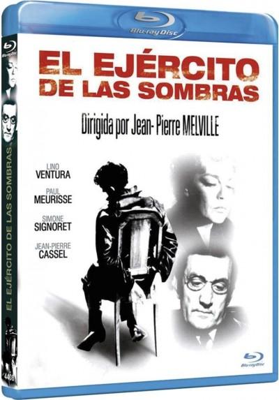 El Ejercito De Las Sombras (Blu-Ray) (Bd-R) (L'Armée Des Ombres)