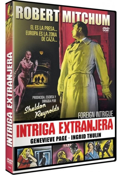 Intriga Extranjera (Foreign Intrigue)