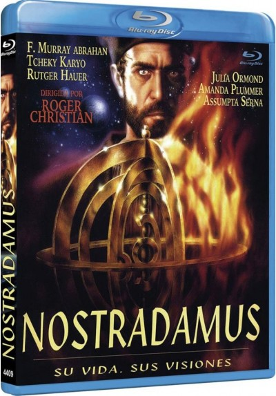 Nostradamus (Blu-Ray)