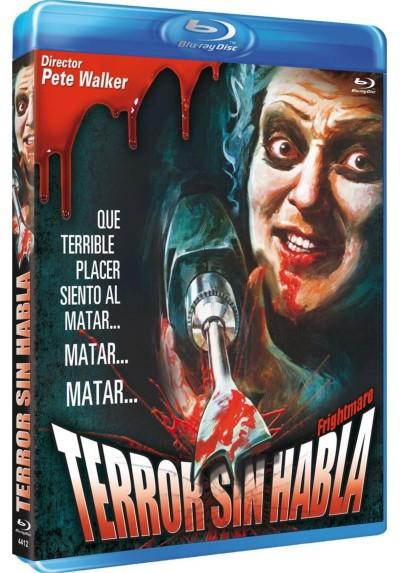 Terror Sin Habla (Blu-Ray) (Frightmare)