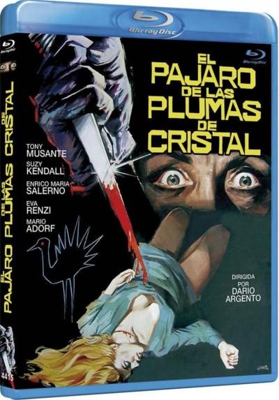 El Pajaro De Las Plumas De Cristal (Blu-Ray)