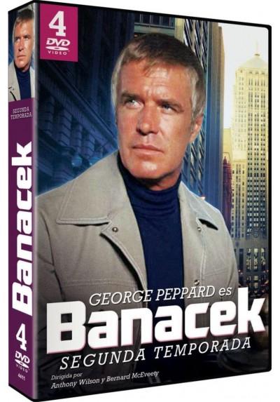 Banacek - 2ª Temporada