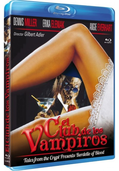 El Club De Los Vampiros (Blu-Ray) (Bordello Of Blo