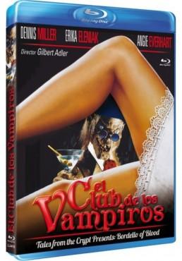 El Club De Los Vampiros (Blu-Ray) (Bordello Of Blo