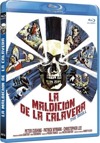 La Maldicion De La Calavera (Blu-Ray) (The Skull)