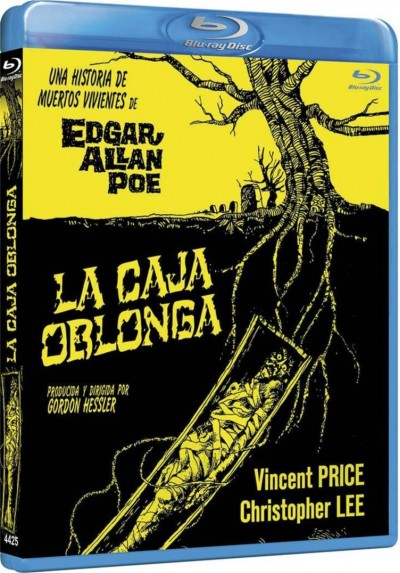 La Caja Oblonga (Blu-Ray) (The Oblong Box)