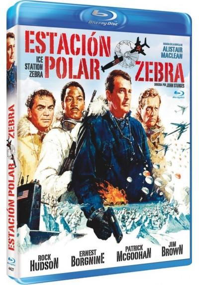 Estacion Polar Zebra (Blu-Ray) (Ice Station Zebra)