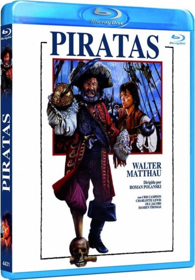 Piratas (Blu-Ray) (Pirates)